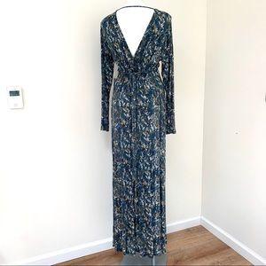 Jessica Simpson | Maternity Long Flowy Dress